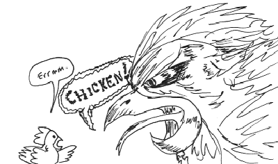 Chickenvshalloween
