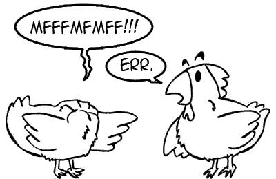 Chickenvsmike