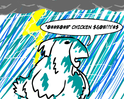 Chickenvsmonsoon