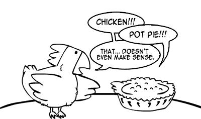Chickenvspie