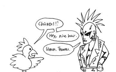 Chickenvspr