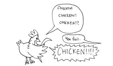 Chickenvsspeech