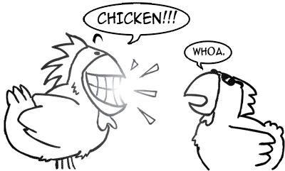 Chickenvsteeth