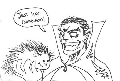 Draculaheartshedgehog