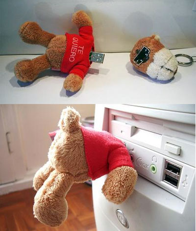Teddy Usb Big